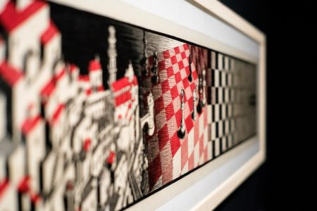 #135 – Escher y la metamorfosis